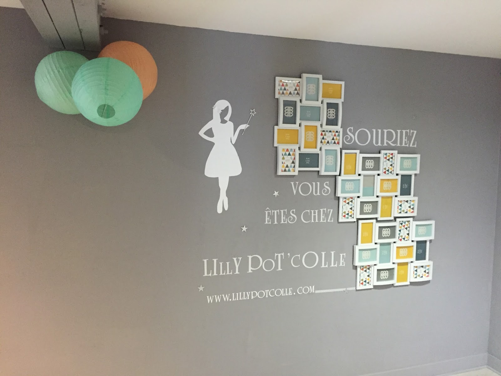 Lilly Pot'colle - Feucherolles - LOISIRS CRÉATIFS