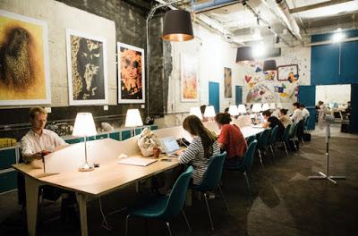 l'offre de coworking généraliste - Point sur le coworking dans l'ouest parisien #1 - le point de vue de Paris à l'Ouest