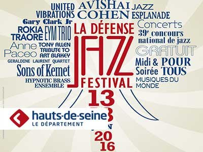 Festival-jazz-ladefense