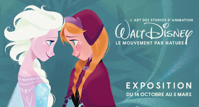 Expo Walt Disney-Paris