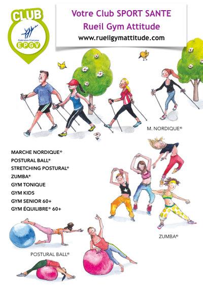 Rueil Gym Attitude-Club de sport