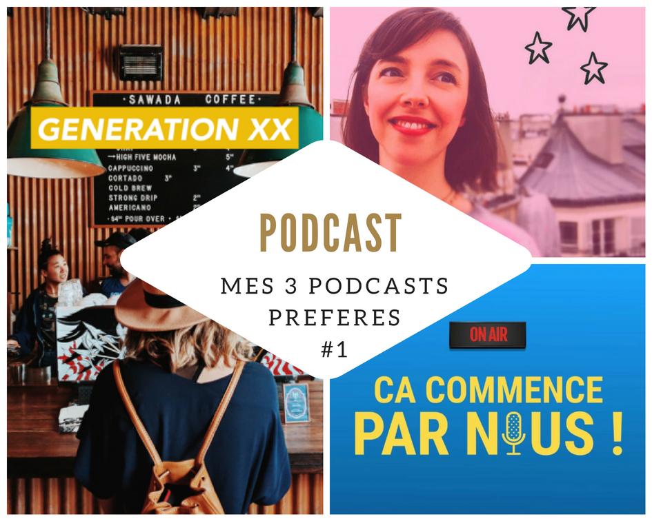 Mes podcasts préférés by Paris à l'Ouest