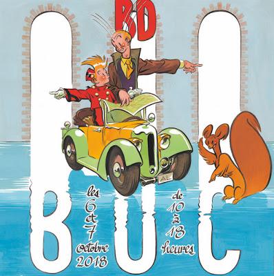 Festival de la BD - Le Buc