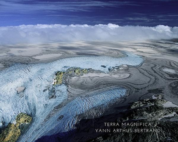 Yann Arthus-Bertrand-Terra Magnifica-Atelier des Lumieres