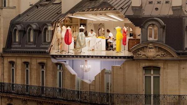 Portes ouvertes maisons du luxe Paris