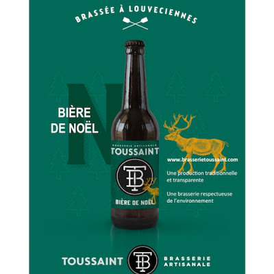 Vente créateurs 7 décembre Paris à l'ouest et les bières Toussaint