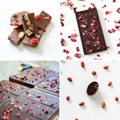 Vente créateurs 7 décembre Paris à l'ouest et les chocolats de Mon jardin chocolaté