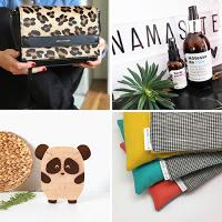Selection paris a l'ouest bouillottes, jouets, sacs, produits naturels