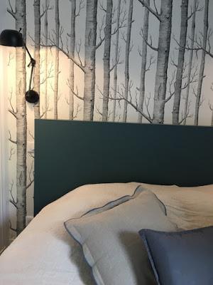 Idées déco murales-Paris-alouest-papier peint