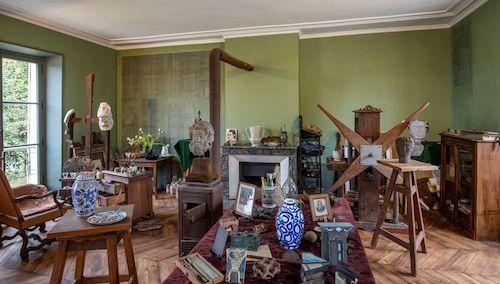 Musées-idées-sorties-paris-a-l-ouest-maison-Derain-Chambourcy