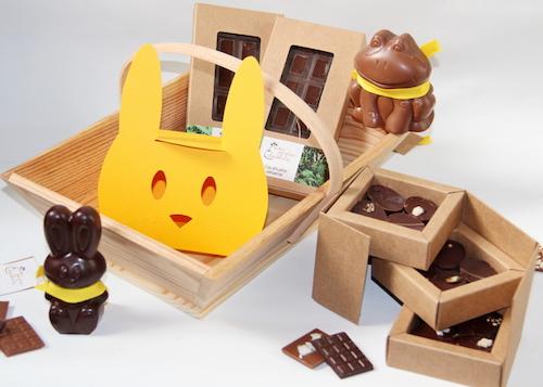 Chocolat bio-Paques-Mon-Jardin-Chocolate
