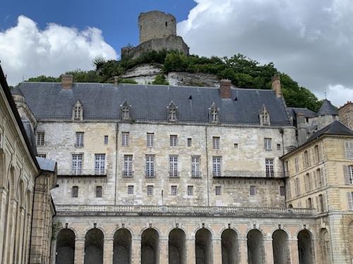Château, ancienne forteresse de la Roche-Guyon