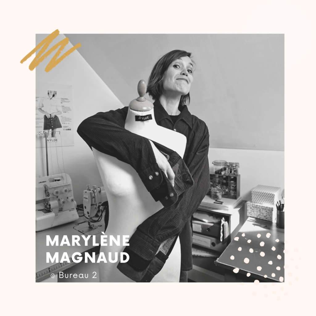 Marylène Magnaud, marketing digital  Bureau 2