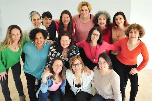 Equipe de coachs et thérapeutes de Wellfuz, centre de bien-être holistique, croissy-sur-seine