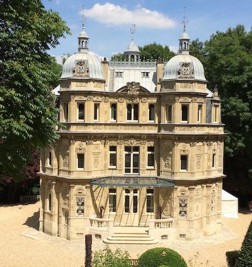Chasse au trésor et enquête au Château de Monte Cristo. Le Port Marly