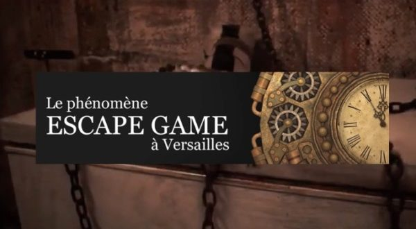Escape Game Versailles.