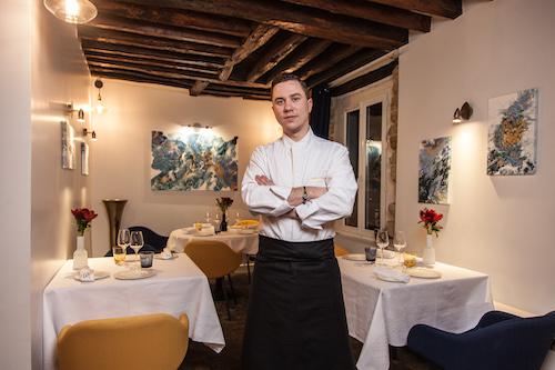 Restaurant Ocre Rueil Malmaison Baptiste Renouard