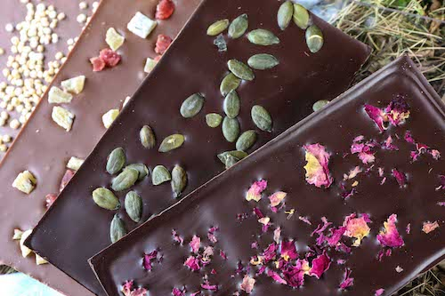 Mon Jardin Chocolate-tablettes-assorties