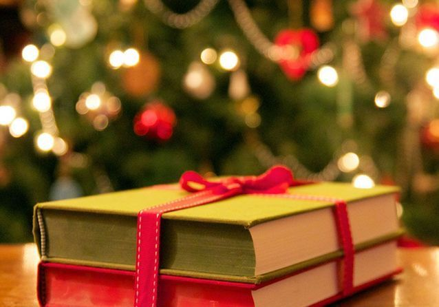 une sélection de livres à glisser sous le sapin de Noël