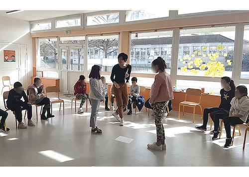 Les Bonnes Questions : des ateliers et stages Philo pour enfants et ados.