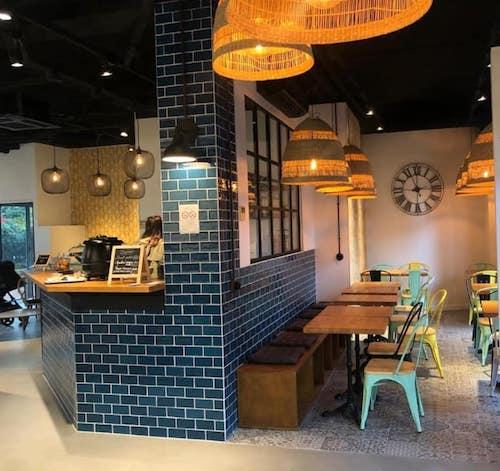La Bonne Planque, le concept store de Poissy : boutique, coworking, restauration, espace enfant, ateliers divers