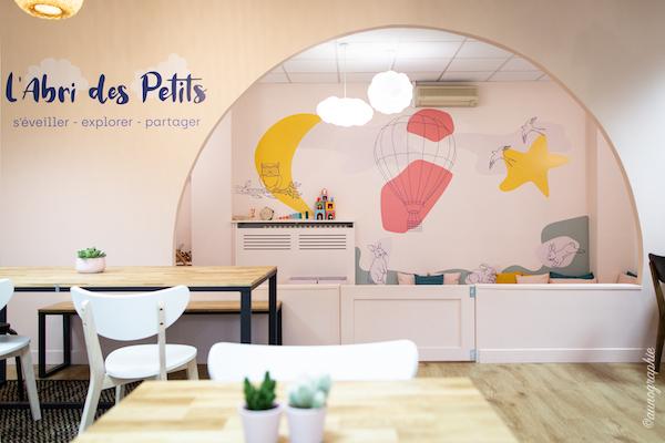 Les Polinsons, lieu d'accueil enfant/parent, la Garennes-Colombes