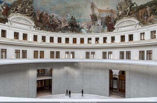 Bourse de Commerce-Collection Pinault Paris