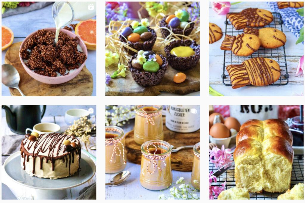 Healthy Food créations.  bonnes recettes légères de desserts