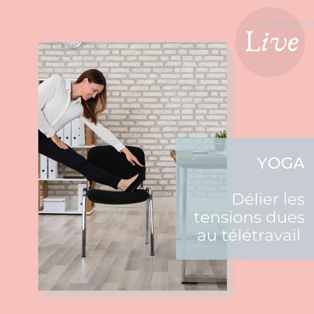Dénouer son corps grace au yoga