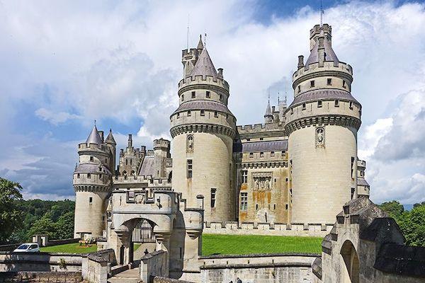Chateau de Pierrefonds-Oise