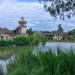 Jardin du Hameau de la Reine Château de Versailles