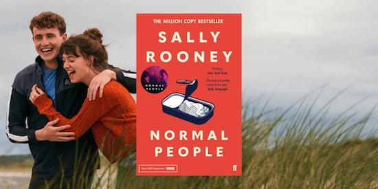 Roman adulte. Normal People de Sally Rooney aux Editions de l'Olivier