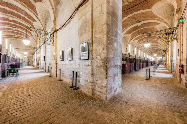 Journée du patrimoine Grande ecurie de Versailles