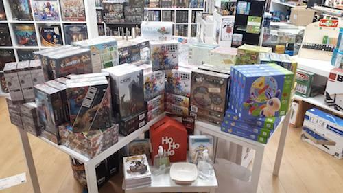 Tofopolis, magasin jeux de société Poissy