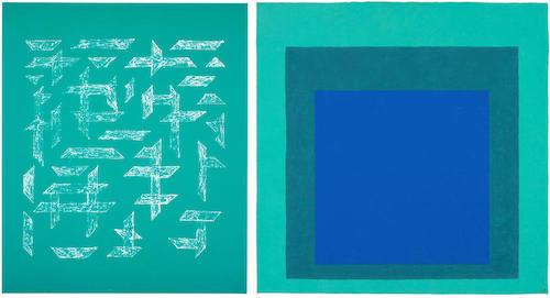 Expositions Paris-Josef et Anni Albers-Musée d'Art Moderne