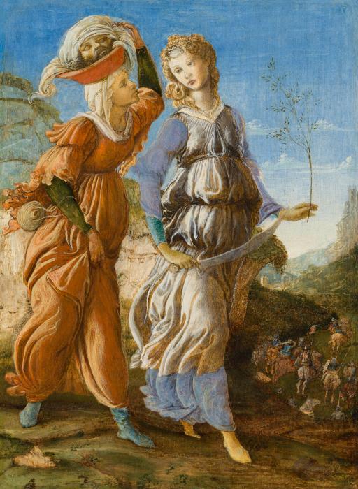 Expositions Paris-Botticelli-Musée jacquemart-André