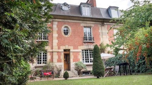 L'Hotel Particulier maison d'hôtes Asnieres