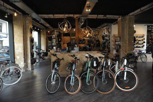 L'échappée Belle vélos Asnières